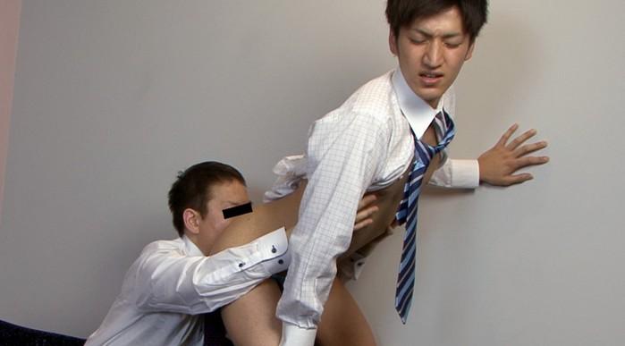 続 職務淫猥白書…BIZ SHOCK 4 KAITO ~アナル貫通~