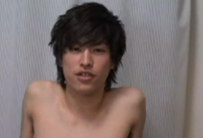 東京美男 5 現役大学生がアナルSEX披露!激しく突き上げられて大量のザーメンをぶちまける