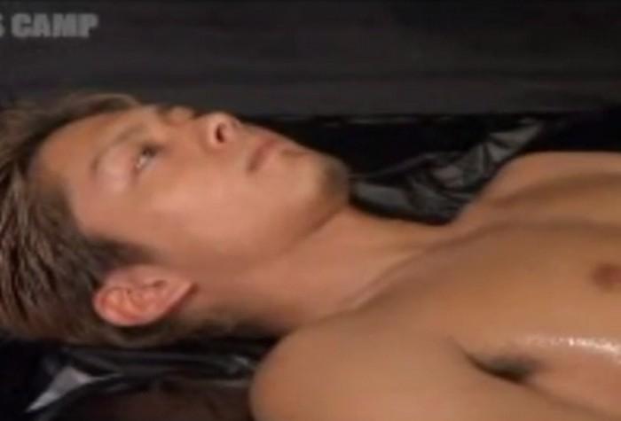 エロス! SEXY BOYS 一線を越えてしまったノンケがガチのアナルセックスで悶絶しながら大量発射